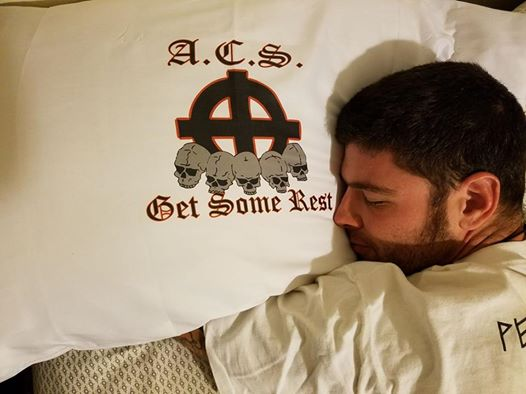 Unlike the internet warriors known as Antifa, real activists need their sleep.
