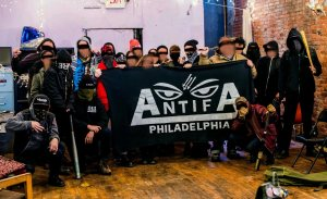 Philly Antifa Clowns