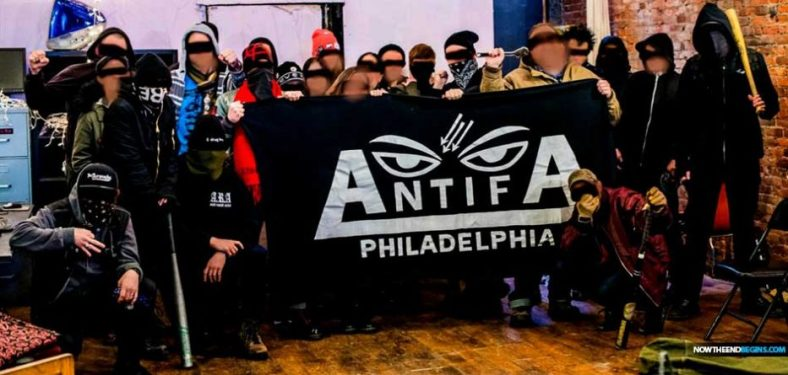 ANTIFA TERRORISTS